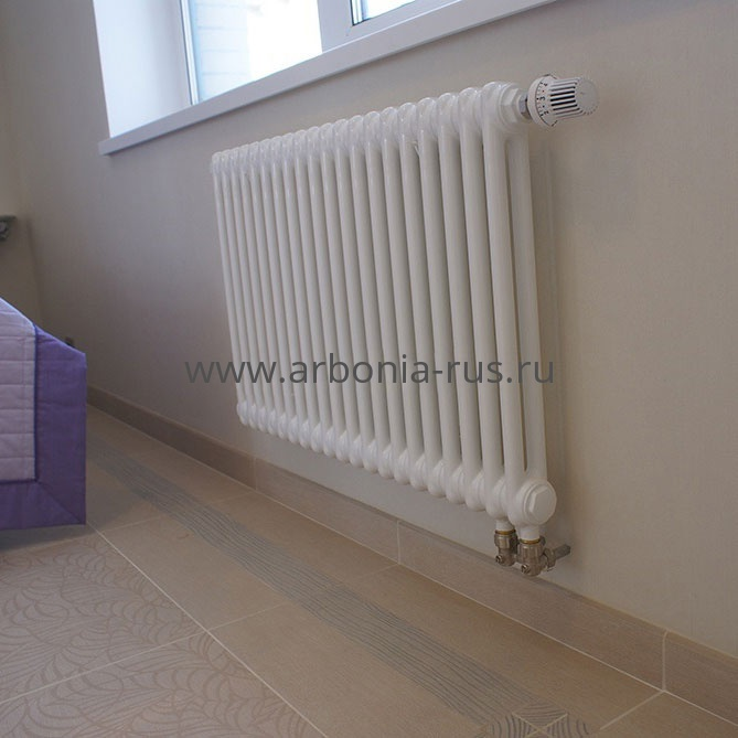 Радиатор Arbonia 2057/04 N69 твв RAL 9016